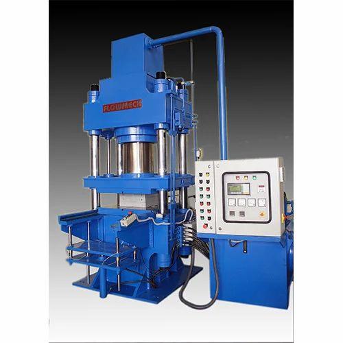 Automatic Flowmech Hydraulic Preforming Press (c-frame Type)