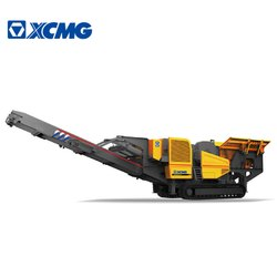 XCMG Cast Iron Mobile Jaw Crushers for Stone, Model Name/Number: XPE0912