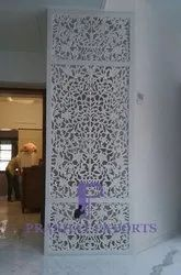 Makrana Marble Jali For Wall