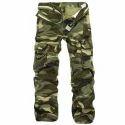 Camouflage Cargo Pants