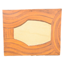 Ebc- Woodennxt  Wall Frame