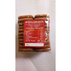 Sri Dhanalakshmi Groundnut Biscuit
