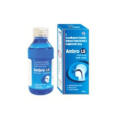 Levosalbutamol Sulphate Ambroxol Hydrochloride And GuIde and Guaiphenesin Syrupaiphenesin Syrup
