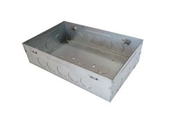 16 Way Electrical Gi Junction Box