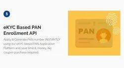 Online UTI PAN Card API Service Provider