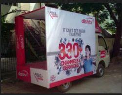 Vehicle Advertising Service