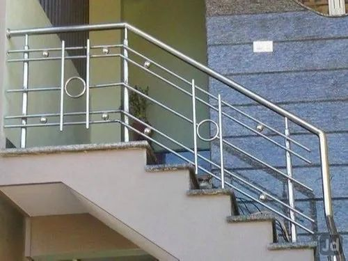 Stainless Steel Railings - View Specifications & Details of