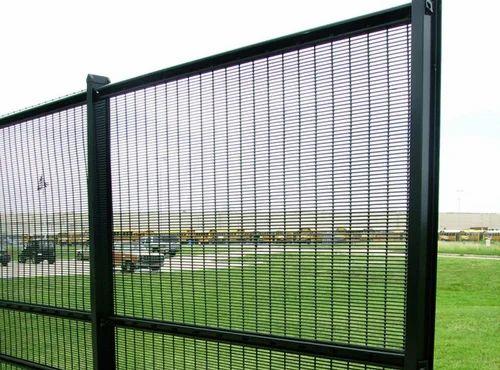 FRP Green Anti Climb High Security Fence