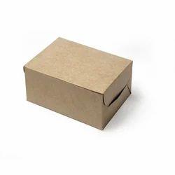 20K 3 Pastry Kraft Eco Box