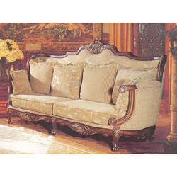 Wooden Sofa Set In Saharanpur वुडन सोफा