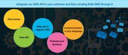 SMS API Development Services