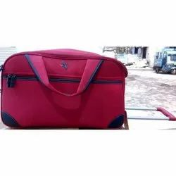 H-519 Duffle Trolley Bag