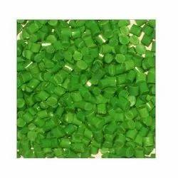 Delrin Green Pom Granules