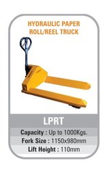 Hydraulic Paper Reel Pallet Truck