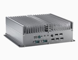 Fanless Embedded Box PC