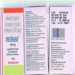 Infimab 100 mg inj Infliximab
