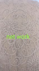 Net Work Dress Material