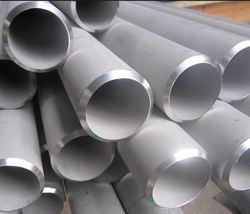 Stainless Steel Seamless Pipe 317L, Shape: Round And Rectangular