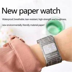 Smart Paper LED Watch