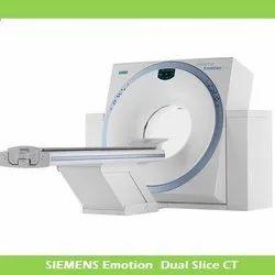 Refurbished Siemens Emotion Dual Slice CT Scan Machine