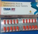 Tranexamic Acid 500 Mg & Mefenamic Acid 250 Mg Tablets