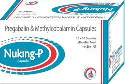 pregabalin methylcobalamin numbness in feet