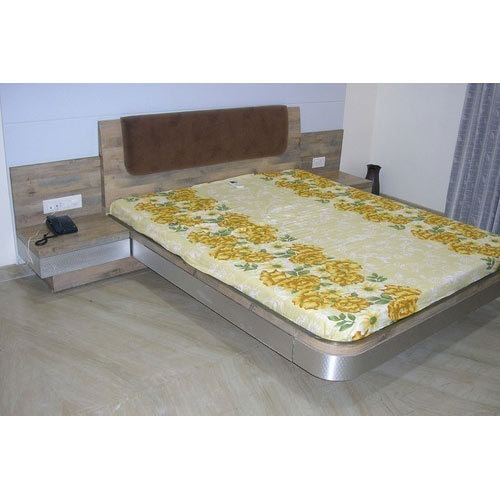 Platform Wooden Bed Lakdi Ki Khaat लकड क बसतर