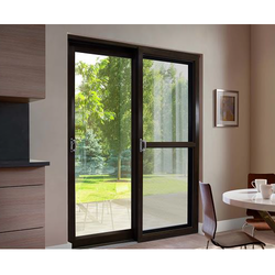Heavy Duty Patio UPVC Glass Door