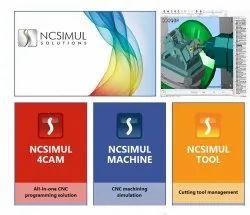Ncsimul Machine - Smart CNC Machining Verification And Simulation Software
