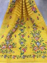 Moonga Silk Printed Sarees