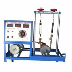 Slip & Creep Measurement Apparatus