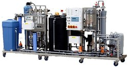 Vasudha Automation Stainless Steel Industrial RO Plant 1000 LPH