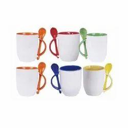 Spoon Coffee Mug