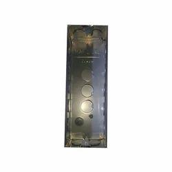 Mild Steel (MS) Rectangular Modular Box