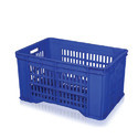 Blue Fruits Storage Crates