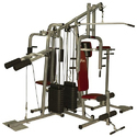 Lifeline 6 Station Home Gym Machine