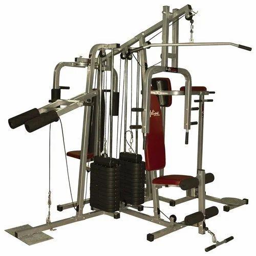 Lifeline 6 Station Home Gym Machine