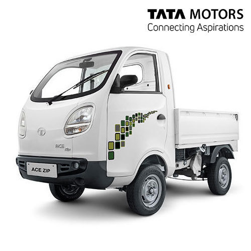 Tata ACE Zip CNG Mini Truck, Tata Motors Limited - SCV Cargo