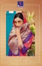 Shangrila Designer Naari Silk Saree
