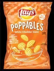Lay S Poppables White Cheddar Potato Snacks