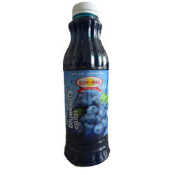 Sunshine Blueberry Crush, 750 ml