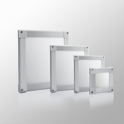 18 W Lucina Recessed Square (NW) Light