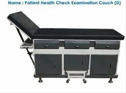 Patient Health Check Examination Couch