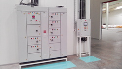 Three Phase HVAC Control System