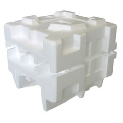 White EPS Thermocol Packaging Material