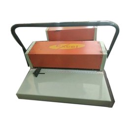 A4 Paper Spiral Binding Machine