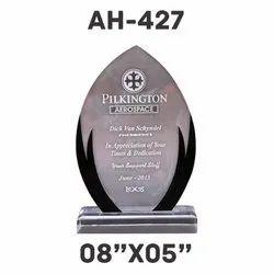 AH - 427 Acrylic Trophy