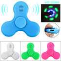 Fidget Hand Spinner with LED LIGHT Bluetooth Speaker