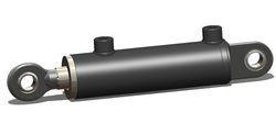 Dual Action Hydraulic Cylinder
