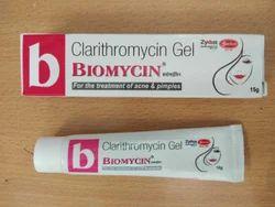 Clarithromycin IP 1%